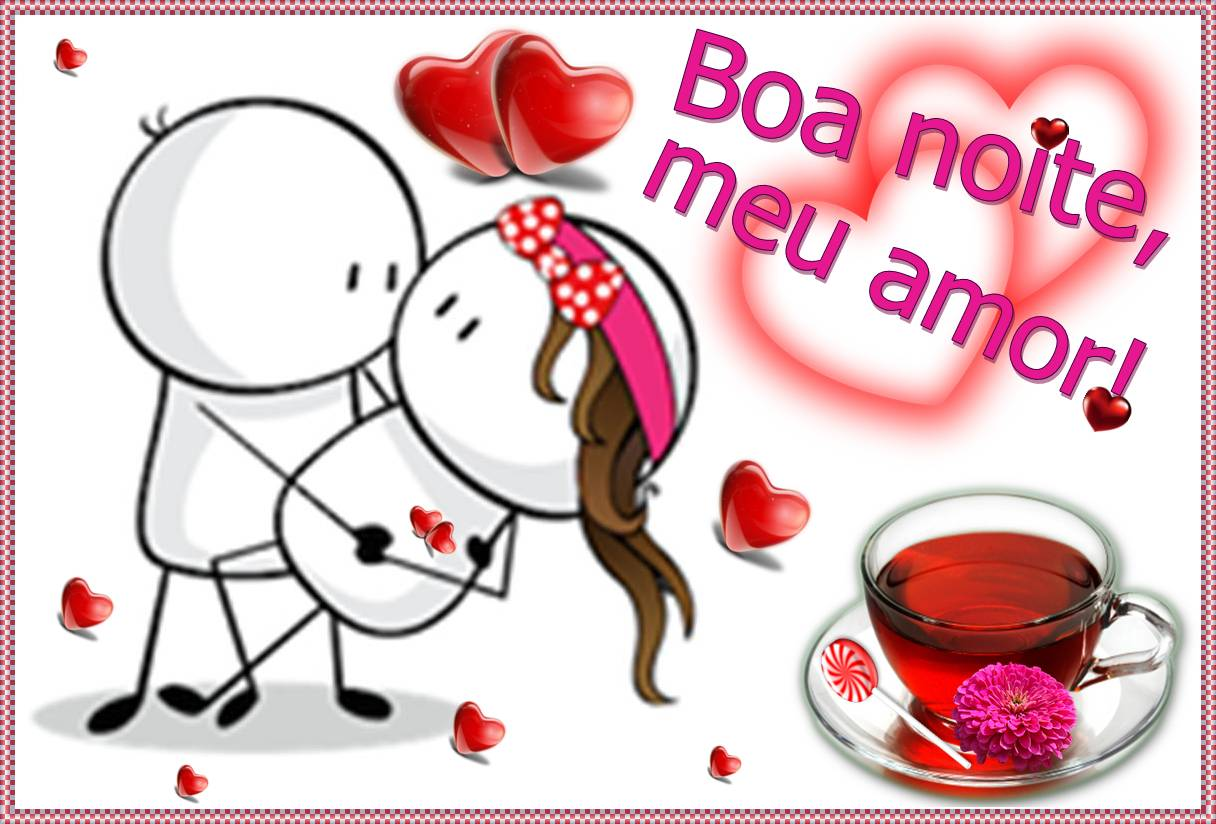 Boa Noite Amor: Pin Postais-de-amor On Pinterest