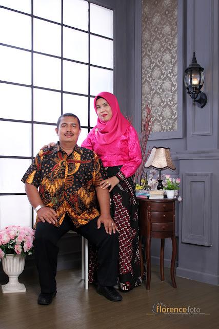 Foto Keluarga di Hari Raya Idul Fitri 1439H