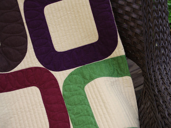 Square Rings Quilt