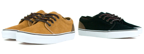 New footwear from the Vans California Collection just landed at select  retailers. A few new colors of the Vans Era 9a57d3412