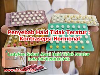 obat alami haid tidak teratur