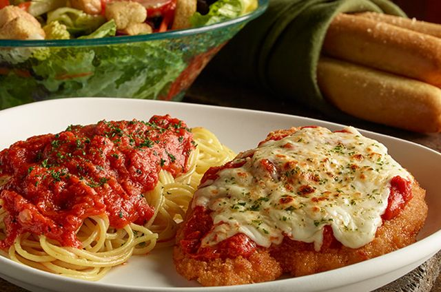 "Menu For Olive Garden: Olive Garden Offering $8.99 ""Early Dinner Duos"" Deal"