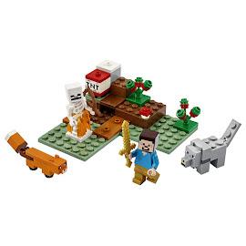 Minecraft The Taiga Adventure Lego Sets