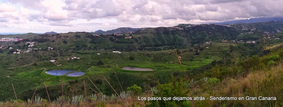 Barranco del Pino y estanques