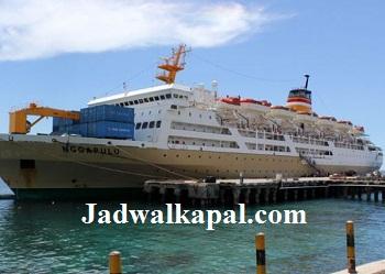 Jadwal Kapal Pelni Nggapulu Bulan April 2020 Jadwal Kapal