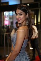 Rhea Chakraborty in a Sleeveless Deep neck Choli Dress Stunning Beauty at 64th Jio Filmfare Awards South ~  Exclusive 095.JPG