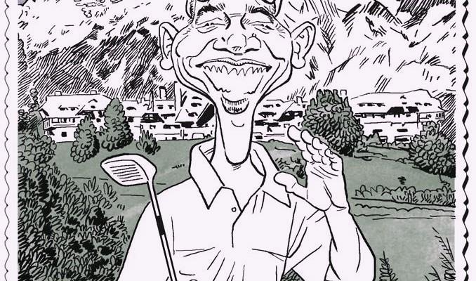 Obama irá a Bariloche el 24 para evitar las protestas de la izquierda