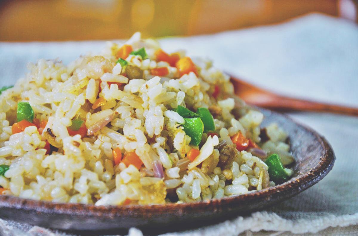Resipi Nasi Goreng Udang