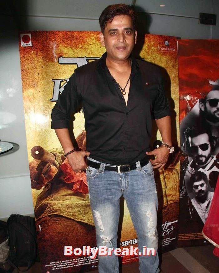 Ravi Kishan, Sasha Agha, Shibani Kashyap new pics from 'Desi Kattey' Special Screening