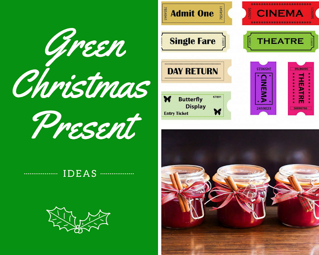 Green Christmas present ideas