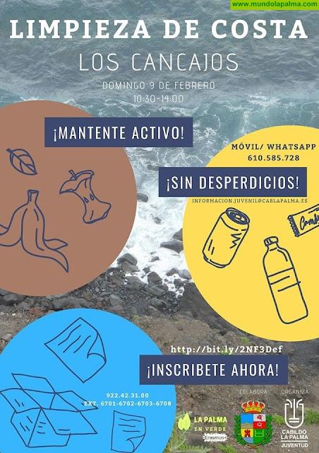 LOS CANCAJOS: Limpieza del litoral