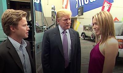 Donald Trump Arianne Zucker