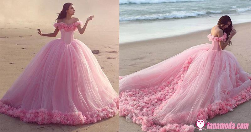 Vestidos de 15 Anos - Estilo Princesas Disney