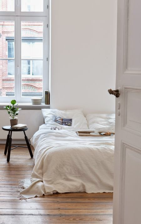 Design An Elegant Bedroom In 5 Easy Steps: Side Street Style: Simple New Years Interior Inspiration