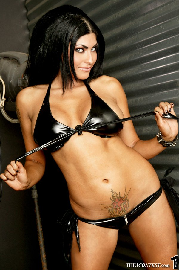 And have Shelly martinez posing in lingerie really