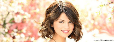 Timeline Cover Of Pretty Selena Gomez.