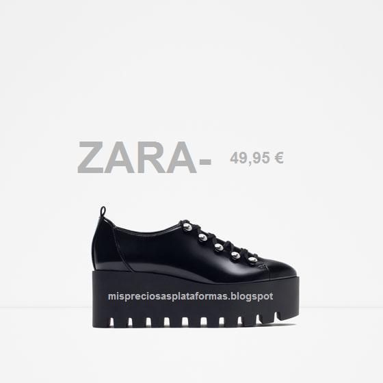 7fd685cd3 zapatos con plataforma zara