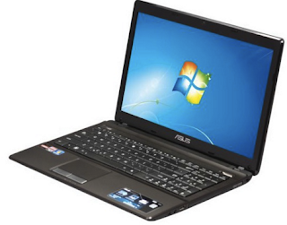 Asus A53S Drivers for windows 7 32bit and windows 64bit