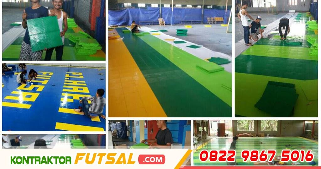 Harga Interlock Lapangan Futsal Karpet Futsal Murah