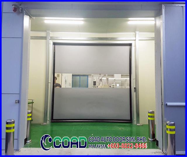 Doors, COAD Malaysia, High Speed Door Malaysia, High Speed Door, Industry Automatic Door Malaysia, Price Rapid Door, Rapid Door Malaysia, COAD Auto Door Malaysia, a Roll-up Door Malaysia,