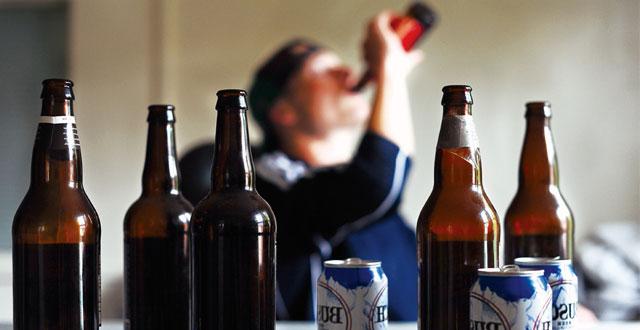El Alcoholismo: Alcoholismo