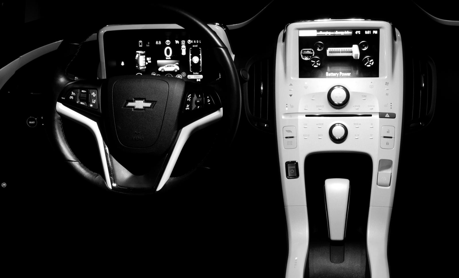 Kelebihan Chevrolet Volt 2013 Spesifikasi