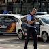 """الشرطة الإسبانية تطلق النار بالخطأ على فرنسي هتف """" الله أكبر """""""