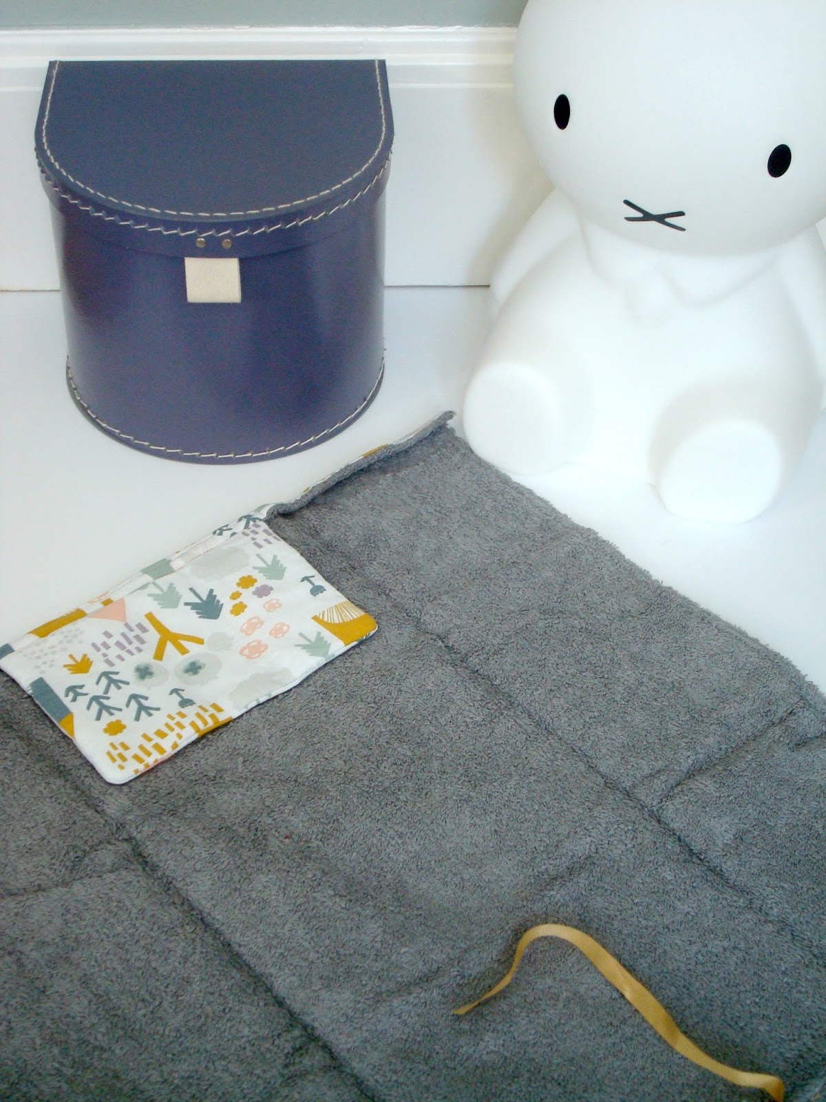 Tuto Tapis A Langer Nomade Mimousk