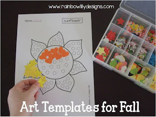 Art templates for fall rainbowlilydesigns.com