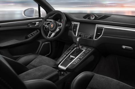 2017 Porsche Macan Turbo S Future
