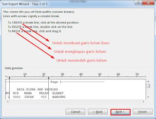 panduan merubah file pdf mejadi excel