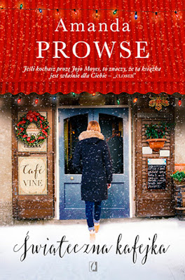 """""""Świąteczna kafejka"""" – Amanda Prowse"""
