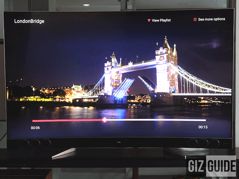 TCL 65X3CUS Review - the 65-inch Curved 4K UHD Android Smart TV Monster