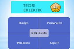 Pengertian Teori Eklektik, Sejarah, Konsep, Tahapannya