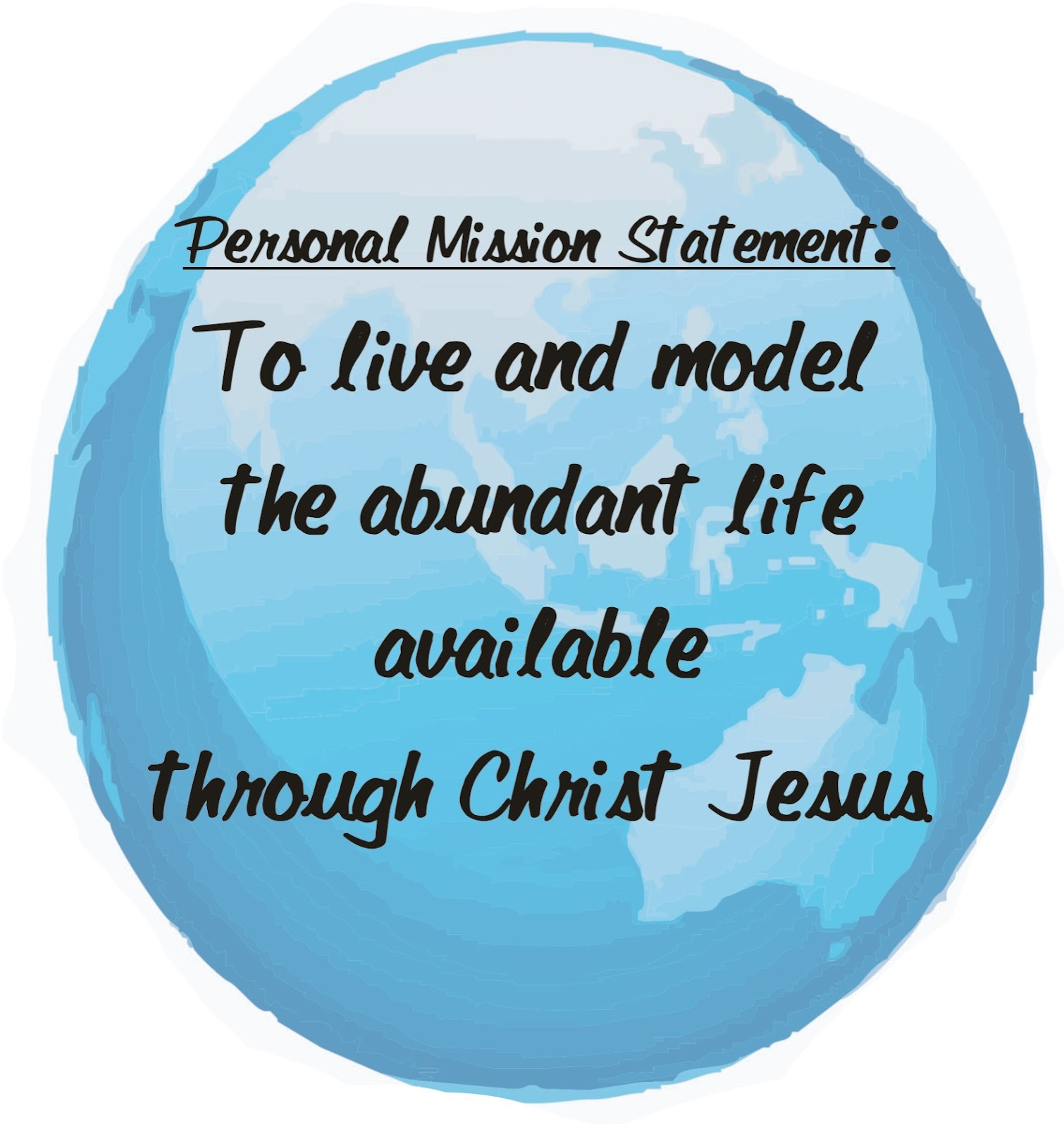 Examples Of Personal Mission Statements 7 Habits