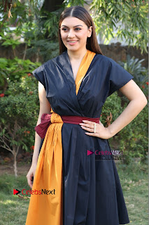 Actress Hansika Motwani Latest Pos at Bogan Movie Press Meet  0031.jpg