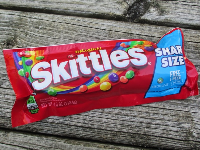 Bag of Original Skittles
