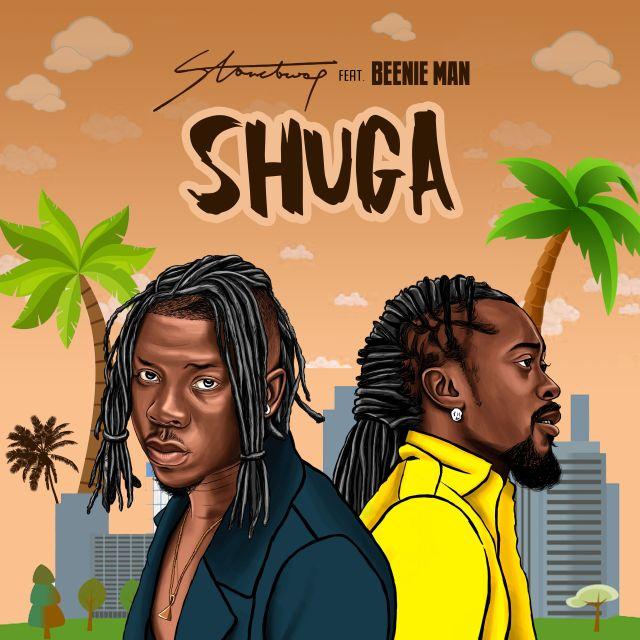 StoneBwoy – Shuga (Feat. Beenie Man) (Prod. By StreetBeatz)