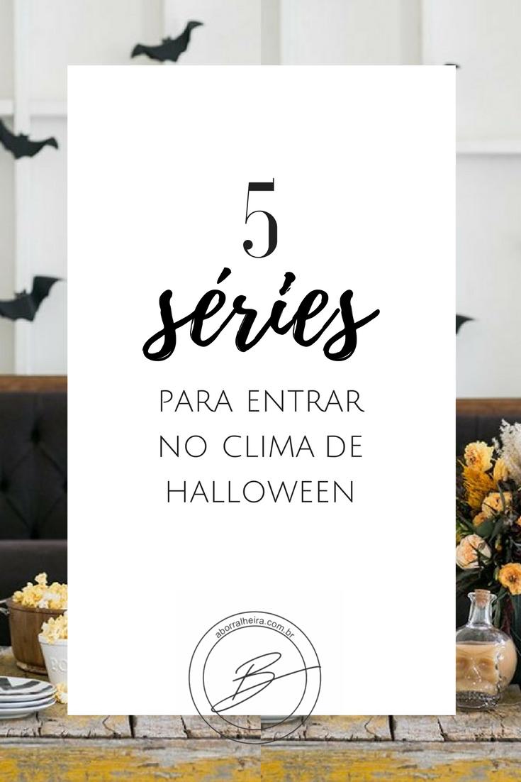 Séries Halloween