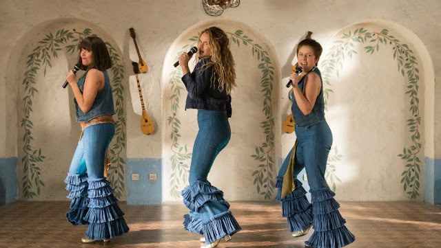 'Mamma Mia! Here We Go Again' - Review