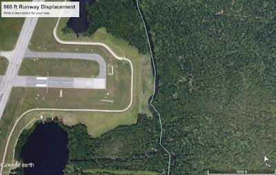 Runway Displacement