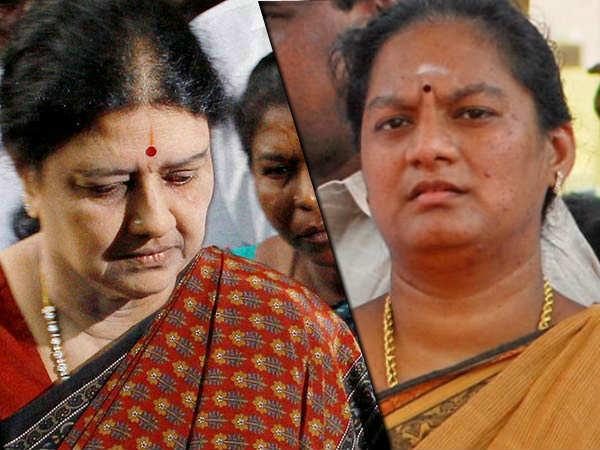 சசியை விட மாட்டேன்: சசிகலா புஷ்பா ஆவேசம்