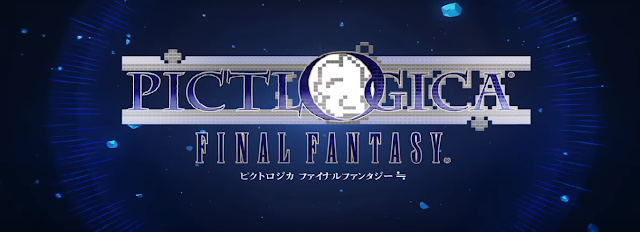 Square-Enix anuncia Final Fantasy Pictlogica para 3DS