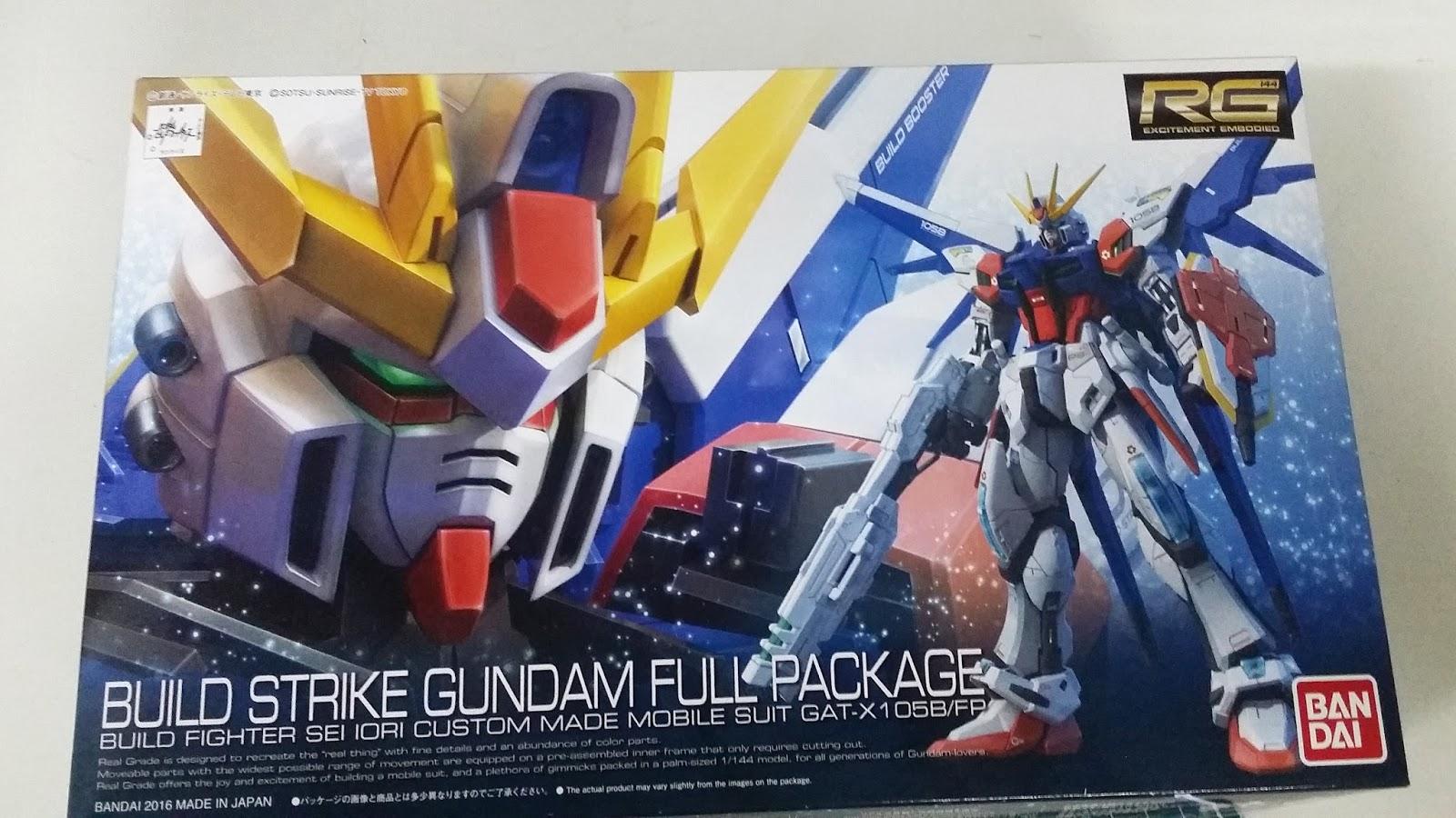 MG 1/100 Star Build Strike Gundam Plavsky Wing: Latest