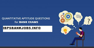 ARITHMETIC FOR BANK EXAMS