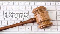 District & Session Court, e- Courts, Court, Bihar, Peon, 10th, freejobalert, Sarkari Naukri, Latest Jobs, e- courts logo