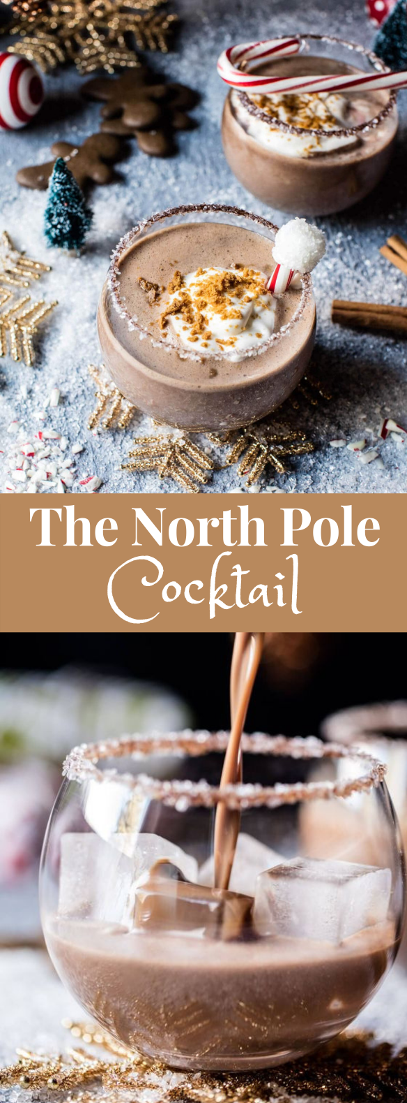 the north pole cocktail #Cocktail #MixedDrink
