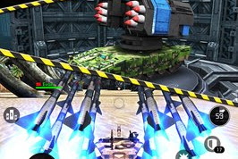 Download Tank Strike - battle online v1.5 APK Mod Full Unlimited Terbaru