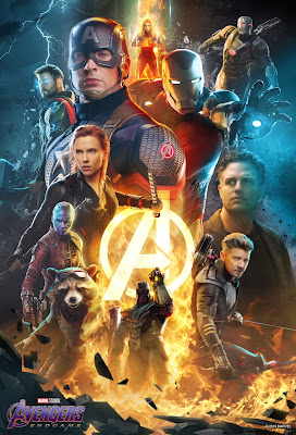 Atom Tickets Exclusive Avengers: Endgame Movie Posters by BossLogic x Marvel