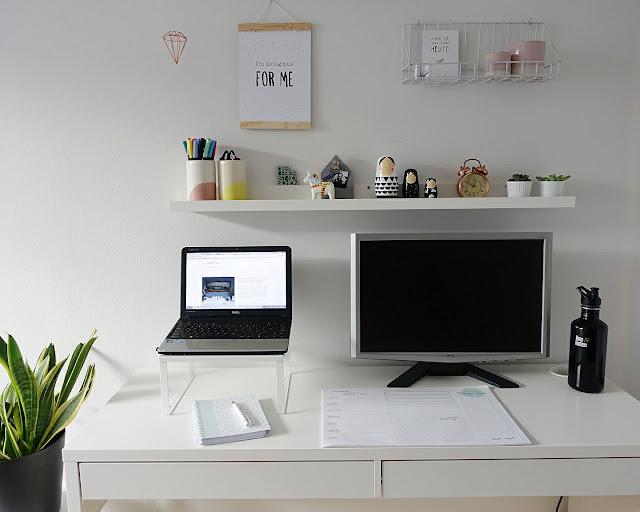 Nicht nur Schreibtisch, sondern neuer Workspace